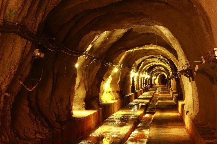 Underground mine efficiency