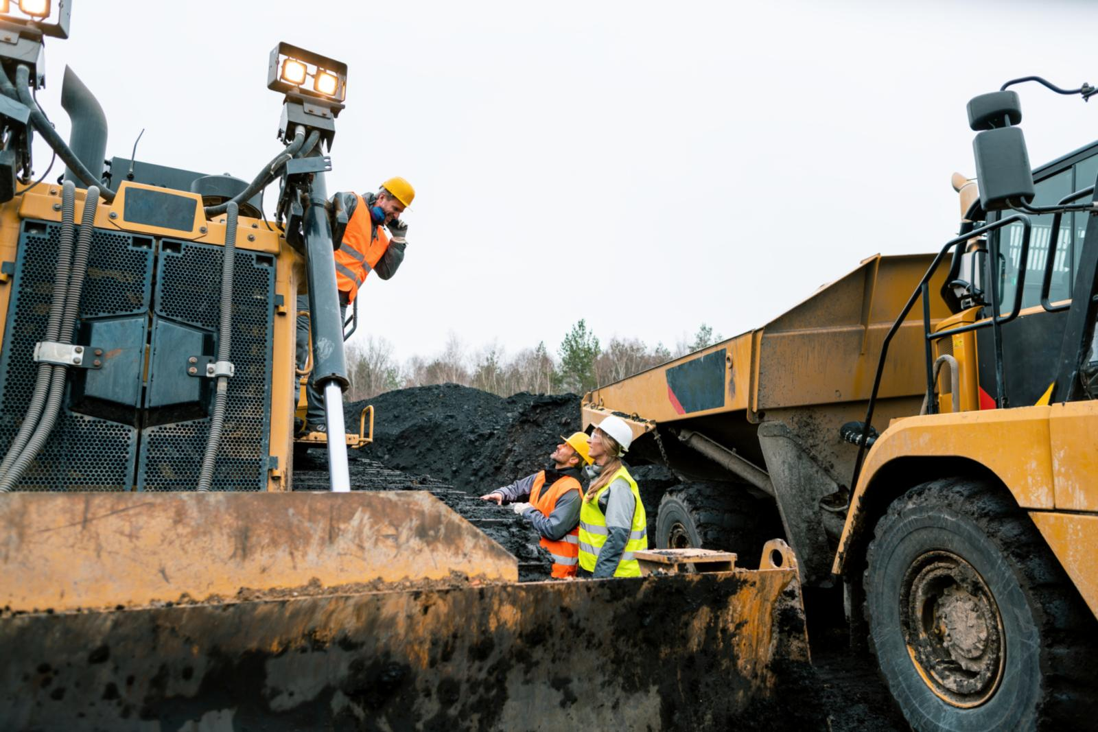 Real-time Mine Monitoring